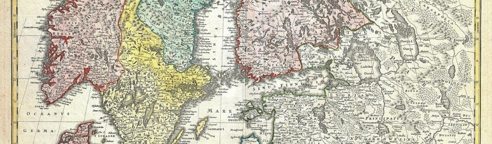 ⑾北欧諸国の近現代史を客観的評価システムの観点から考察