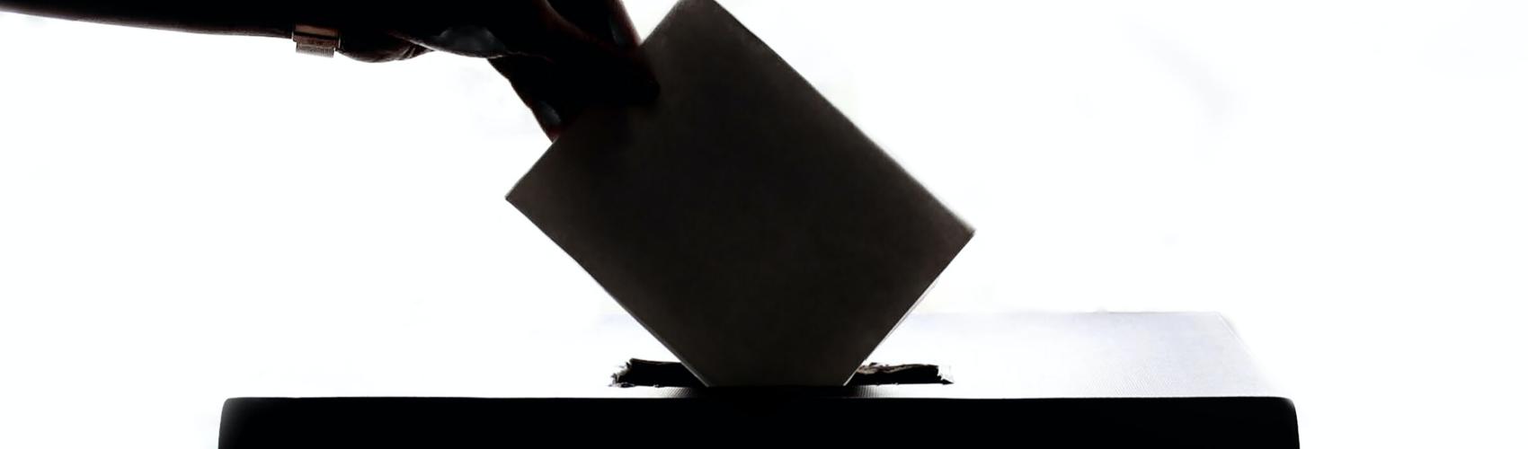 投票の画像